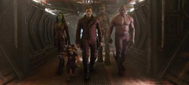 "Guardians of the Galaxy May Be ""Movie of the Summer"" [REVIEW]"