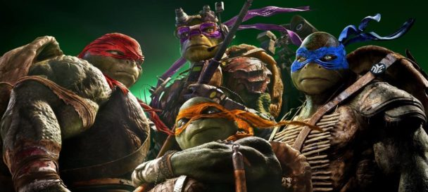 A Positive Look at the Ninja Turtles Movie [REVIEW]