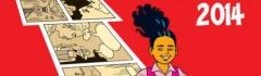Best American Comics 2014 by Jamie Hernandez