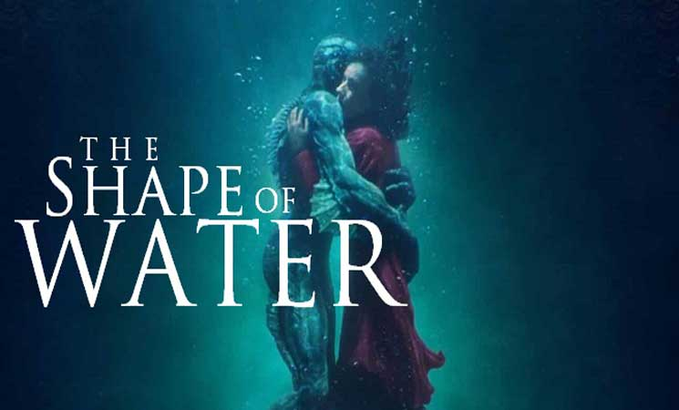 So, The Shape of Water Is Apparently A Big Oscar Winner